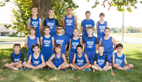 St. Mary Boys Cross Country